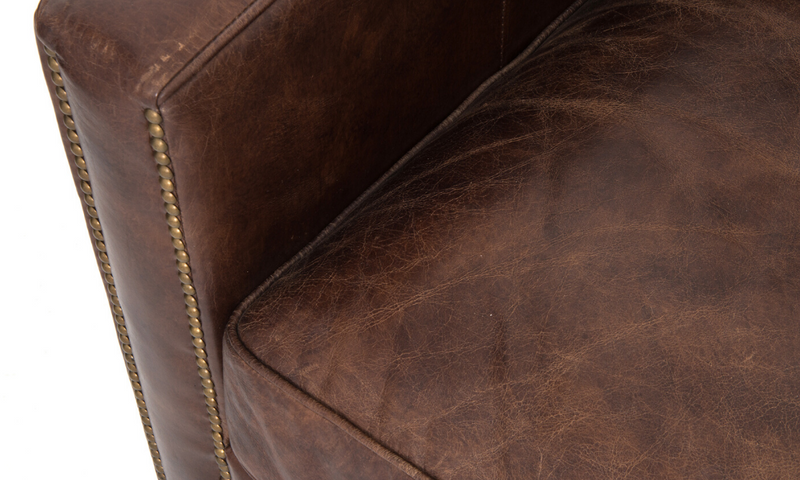 Caring for Top-Grain Leather