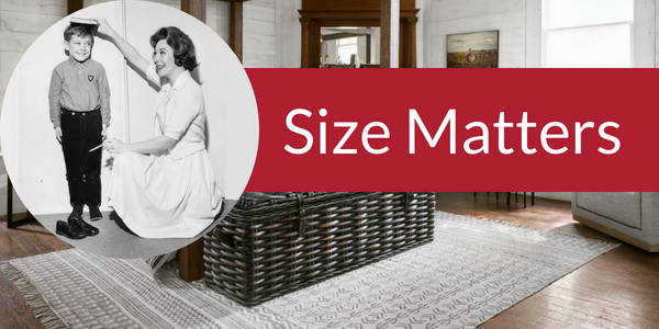 Size Matters - Your Go to Guide for Rug Size