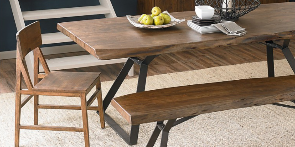 Live Edge Dining Table Collection