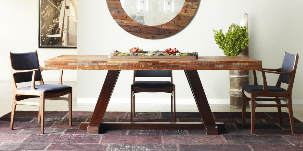 Get to know the Max Dining Table