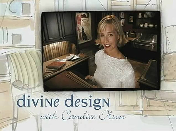 Devine Design with Candice Olson HGTV