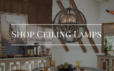 Shop Ceiling Lamps