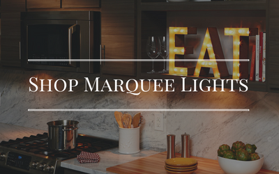 Shop Marquee Lamps