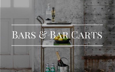 Bars and Bar Carts by Domaci