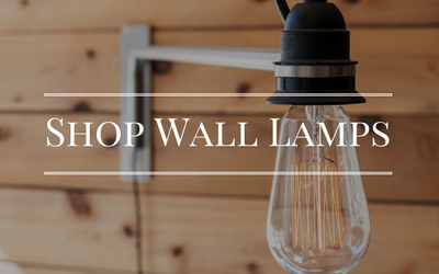 Shop Wall Lamps