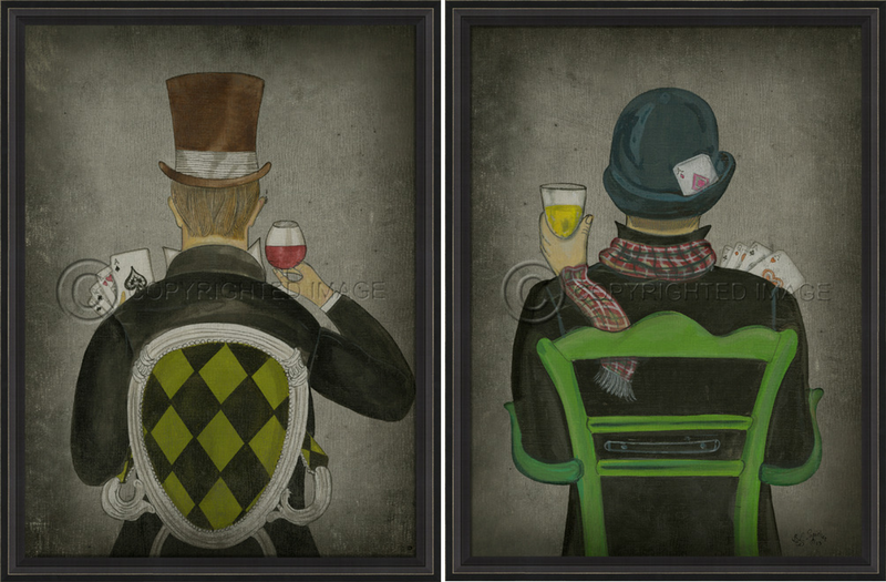 Gentleman Wall Art by Spicher and Company