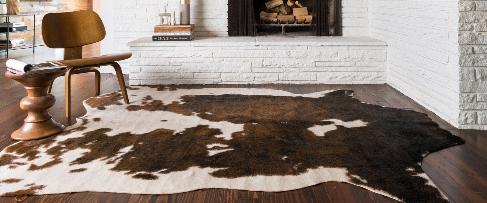 Caring for Cowhide Rugs