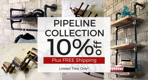 Save 10% on the Pipeline Collection