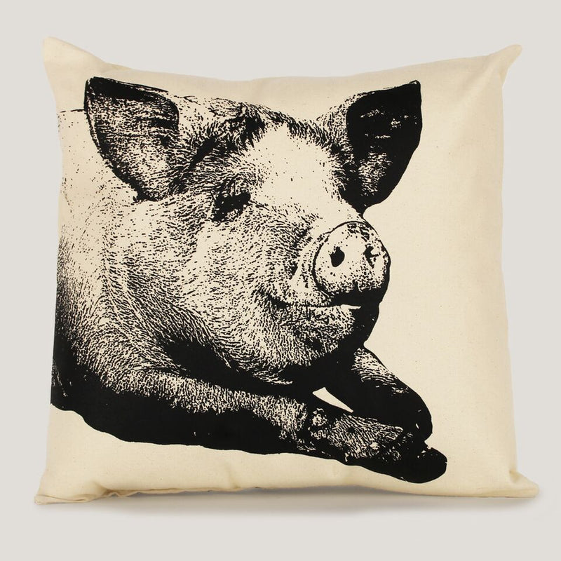 Eric & Christopher Pig Pillow