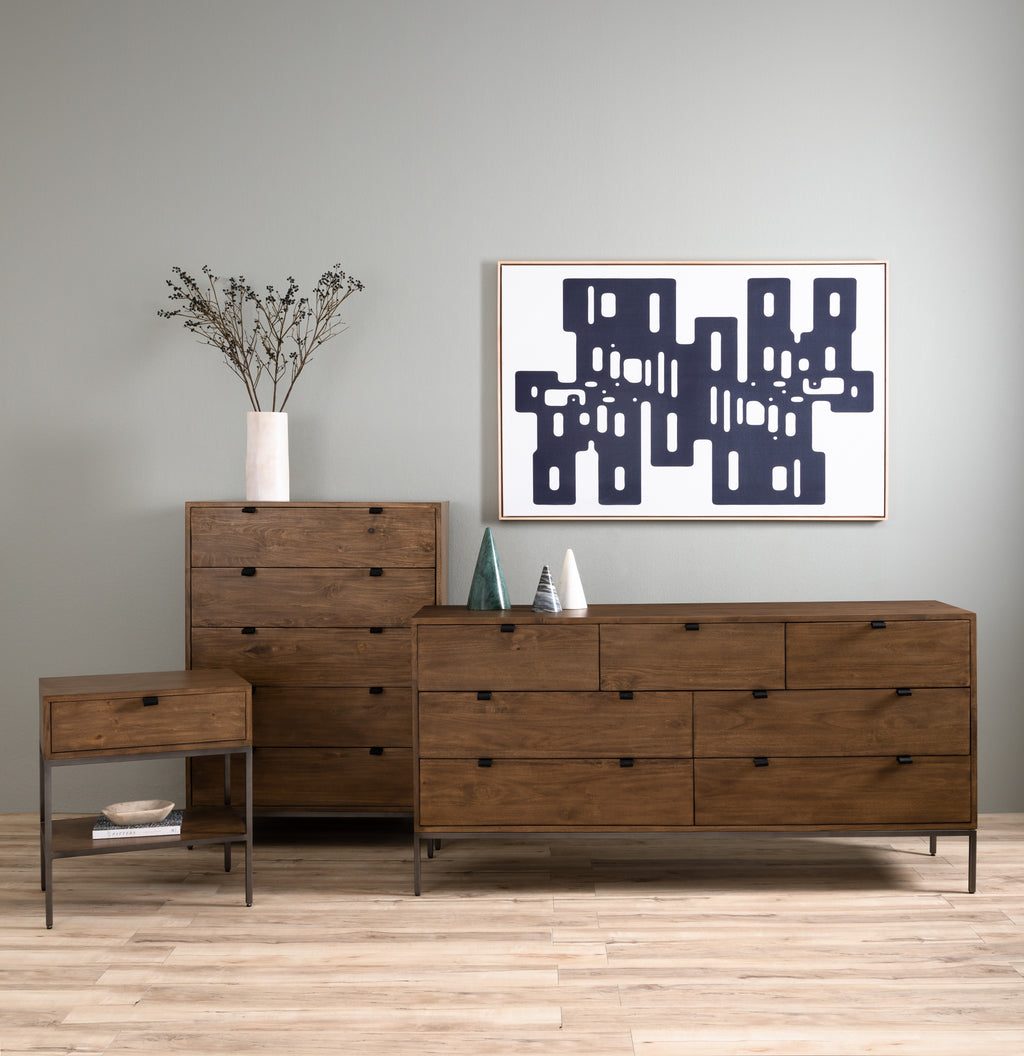 Trey 5-Drawer Dresser