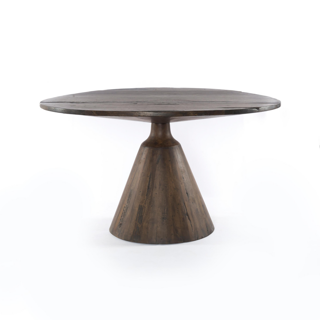 Bronx Dining Table-Tanner Brown