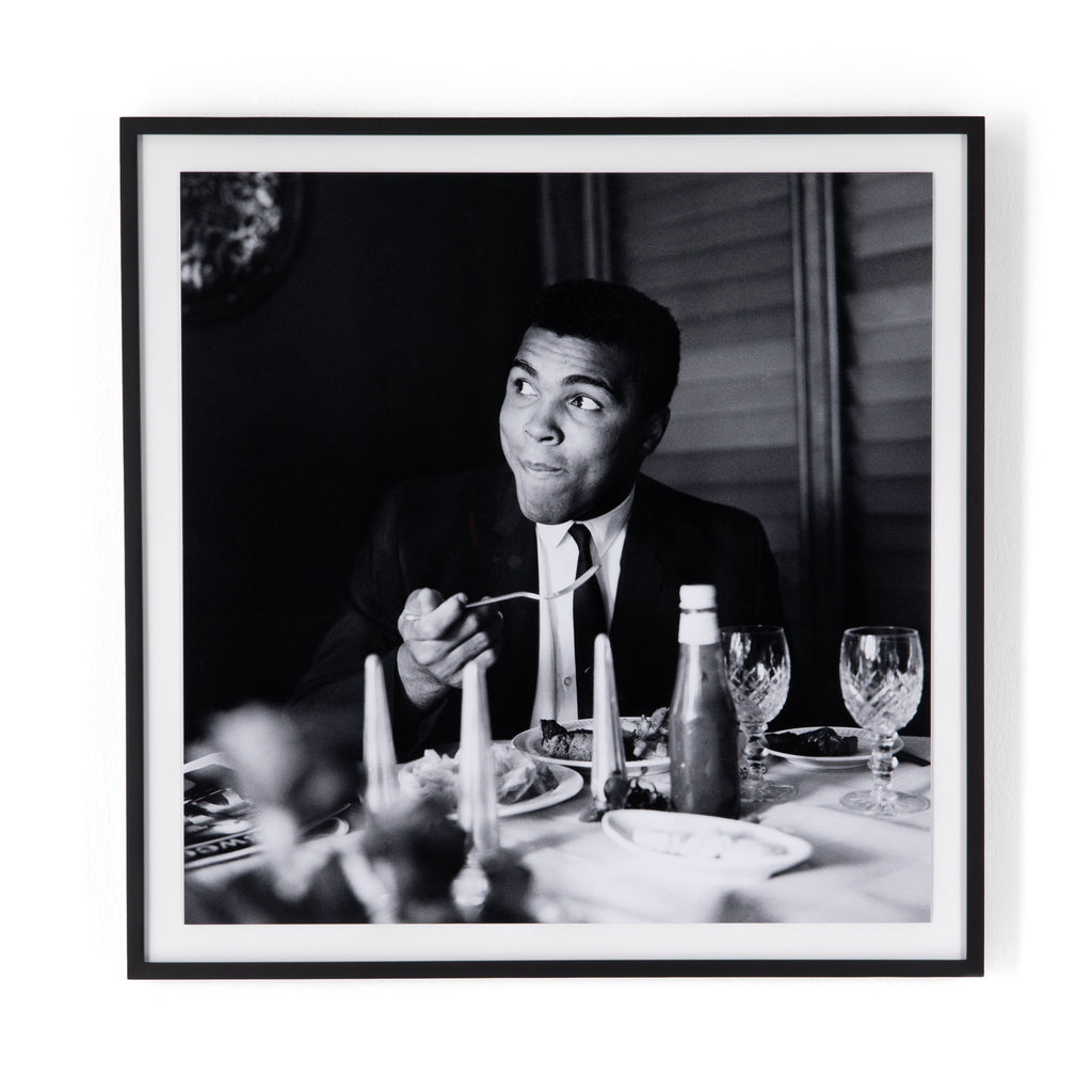 Muhammed Ali Framed Wall Art by Getty Images
