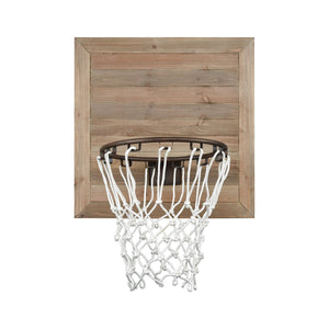 Basketball Hoop Wall Art