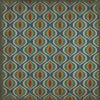 "Pattern 15 ""Constantinople"" Vinyl Floorcloth"