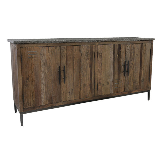 Ellen 4 Door Sideboard