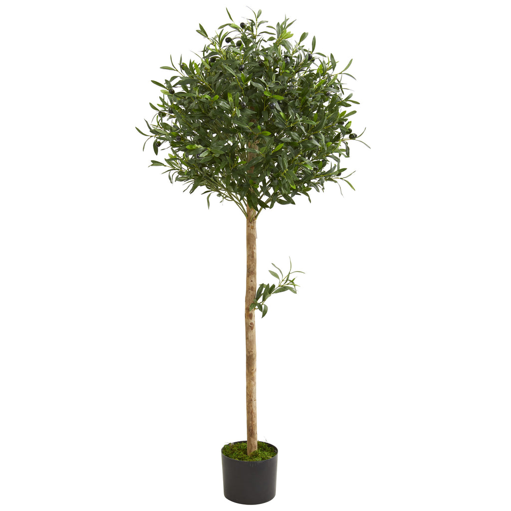 Olive Faux Tree
