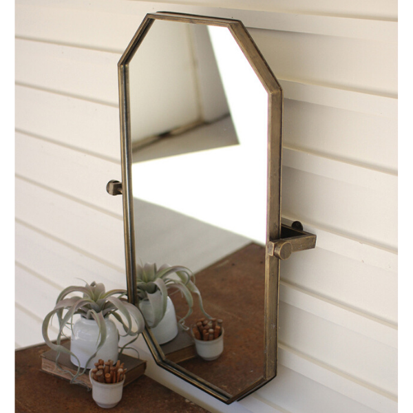 Madison Octagonal Wall Mirror