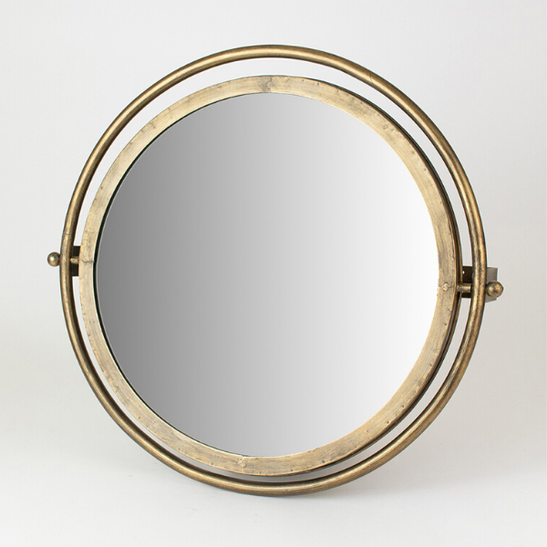 Madison Round Wall Mirror