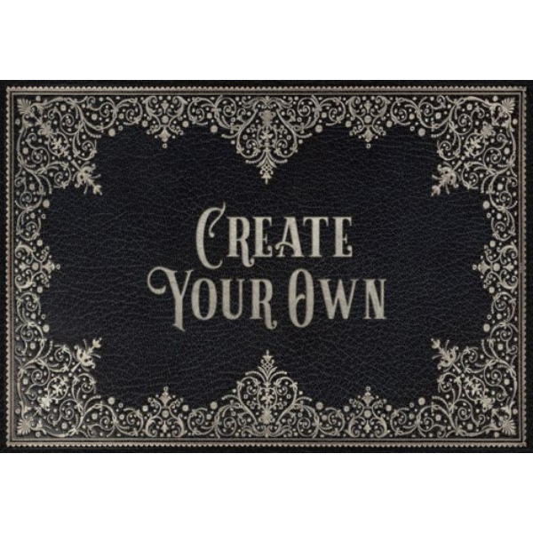 "English Library ""Delectus"" Customized Vinyl Mat"