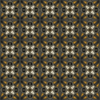 "Pattern 80 ""Greta Garbo"" Vinyl Floorcloth"