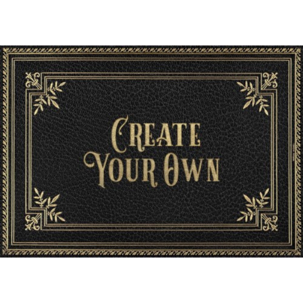 "English Library ""Codex"" Customized Vinyl Mat"