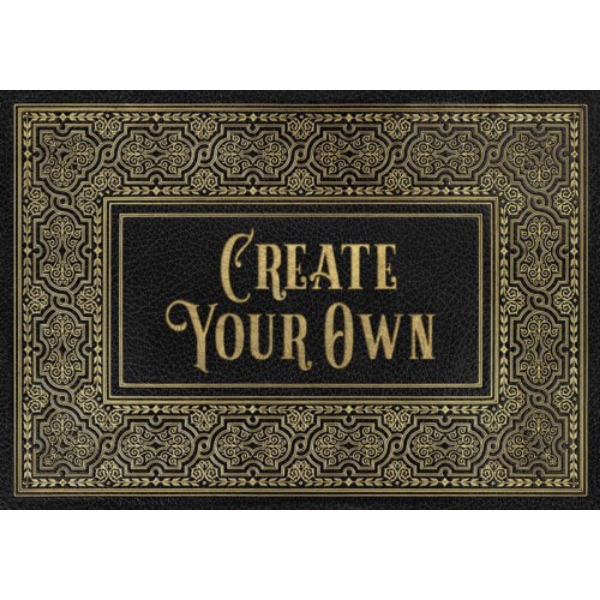 "English Library ""Precis"" Customized Vinyl Mat"
