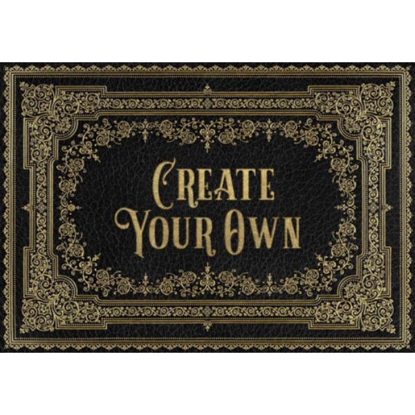 "English Library ""Sylloge"" Customized Vinyl Mat"