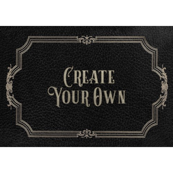 "English Library ""Canon"" Customized Vinyl Mat"