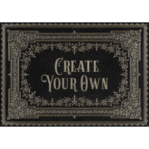 "English Library ""Chrestomathy"" Customized Vinyl Mat"