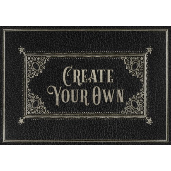 "English Library ""Omnibus"" Customized Vinyl Mat"