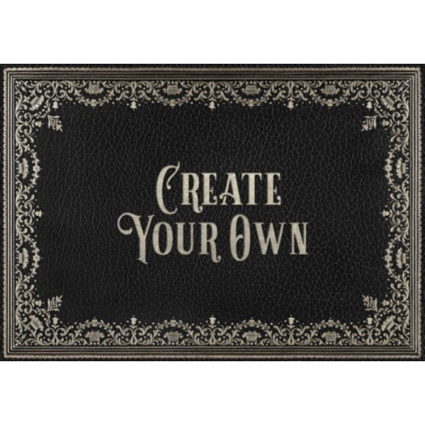 "English Library ""Treatise"" Customized Vinyl Mat"
