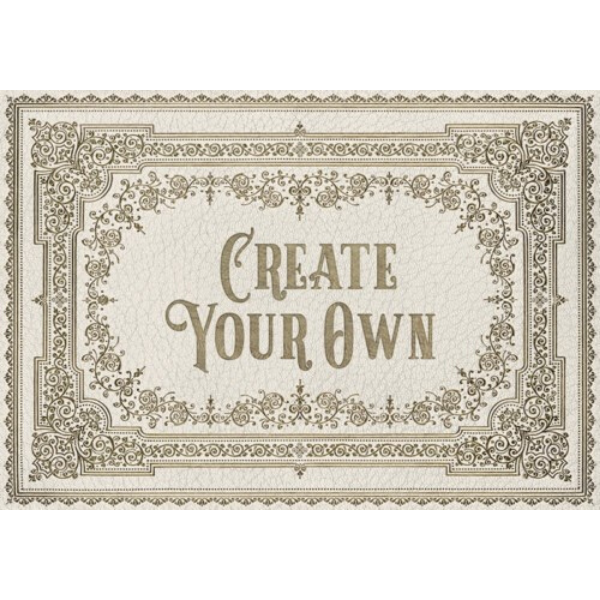 "English Library ""Compendium"" Customized Vinyl Mat"