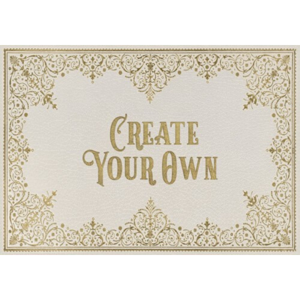 "English Library ""Opera Omnia"" Customized Vinyl Mat"