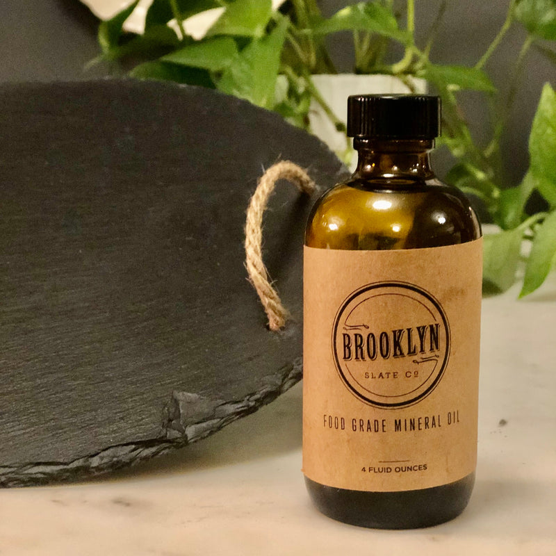 Brooklyn Slate Company Mineral Oil