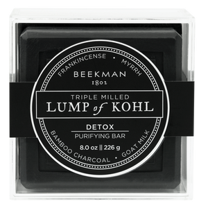 Lump of Kohl - Detox Purifying Bar