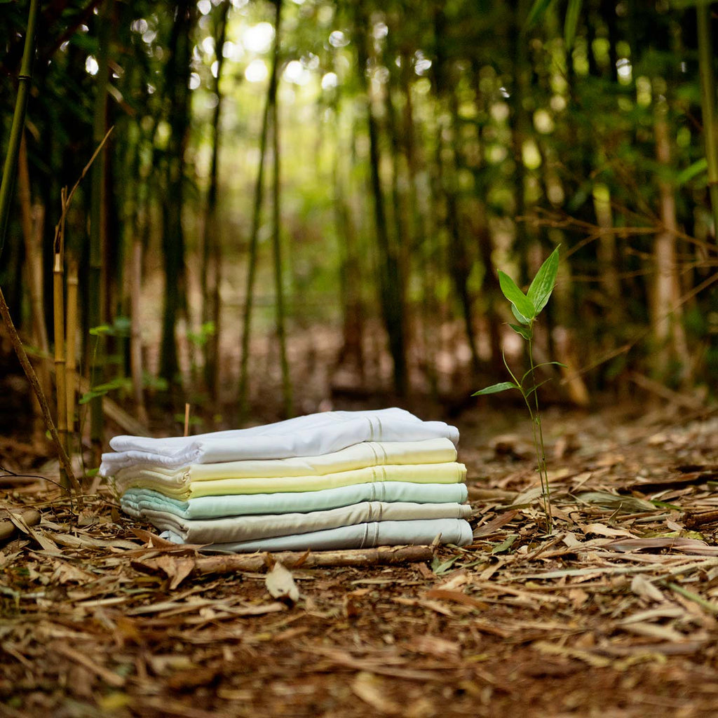 Woven Rayon From Bamboo Sheet Set