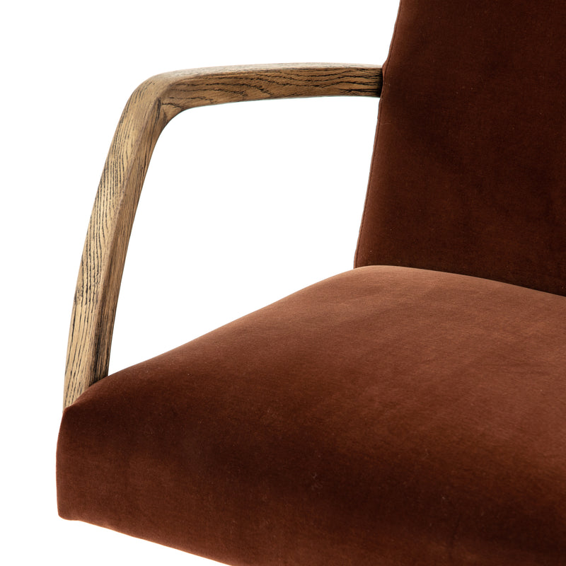 Bryson Upholstered Desk Chair