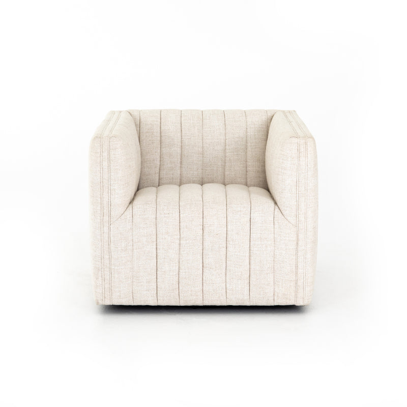 Augustine Swivel Chair