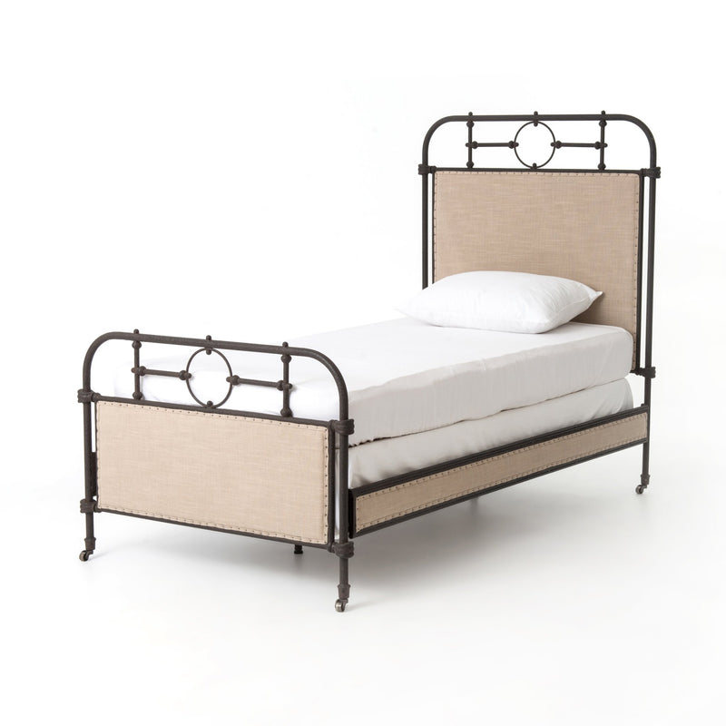 Berkley Iron Bed