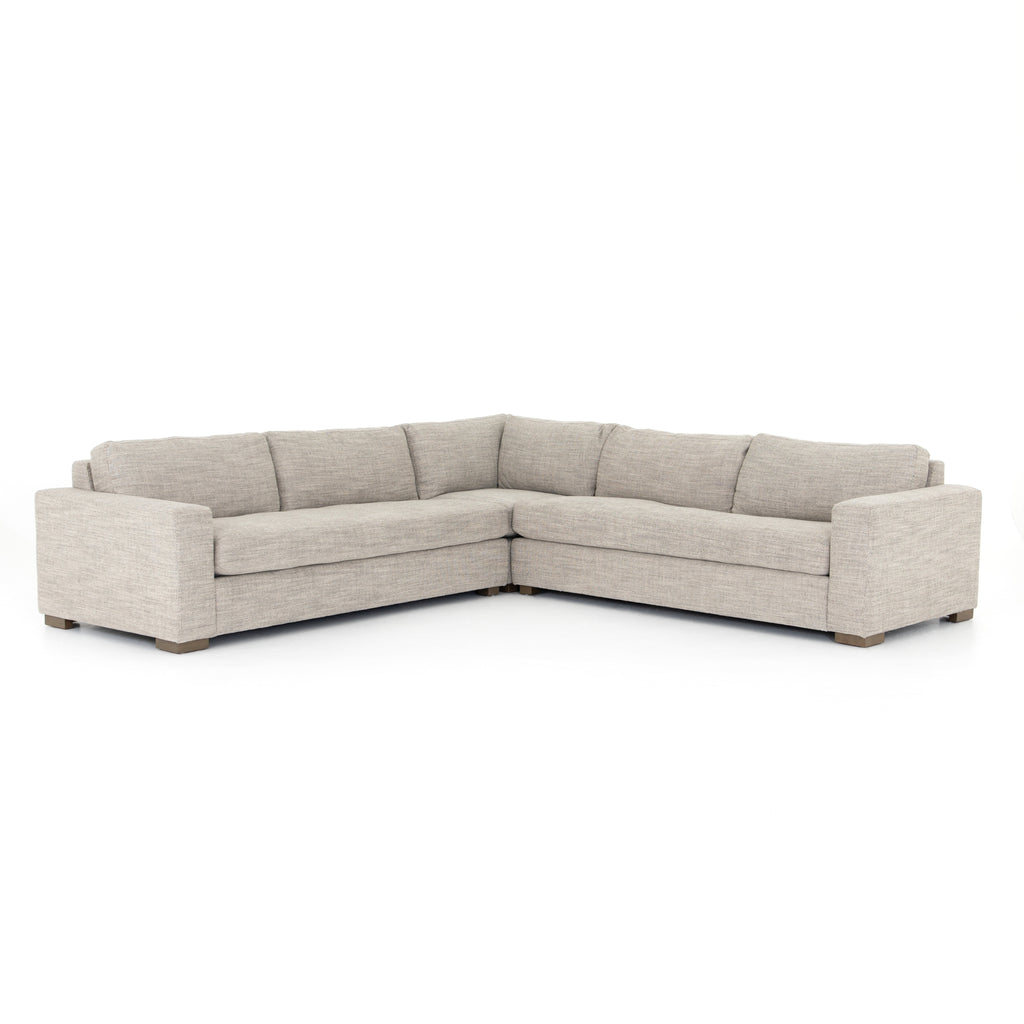 Boone 3-Piece Sectional