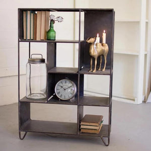 Grace Metal Shelving Unit