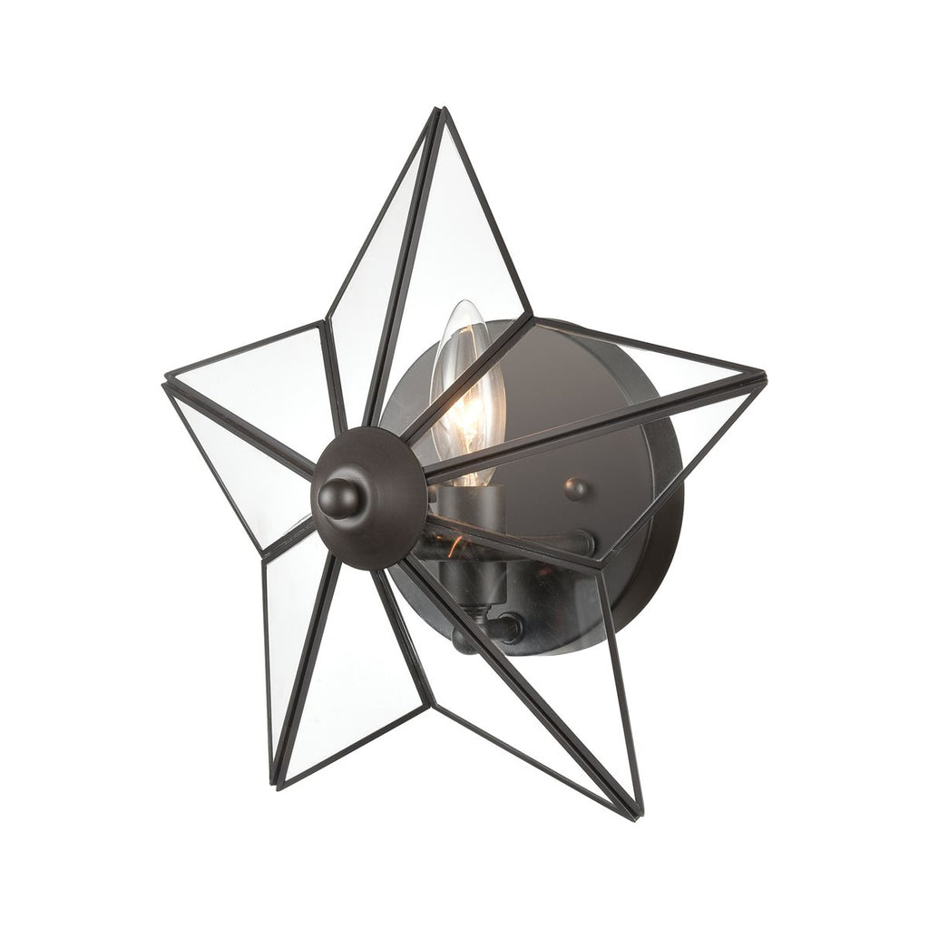 Lone Star Wall Sconce