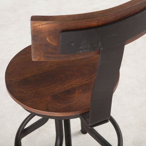 Bryn Mawr Adjustable Dining Stool