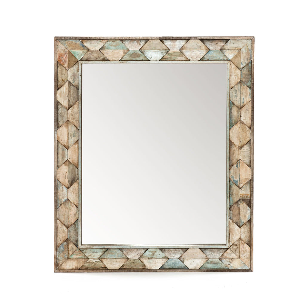 Wildwood Carved Mirror