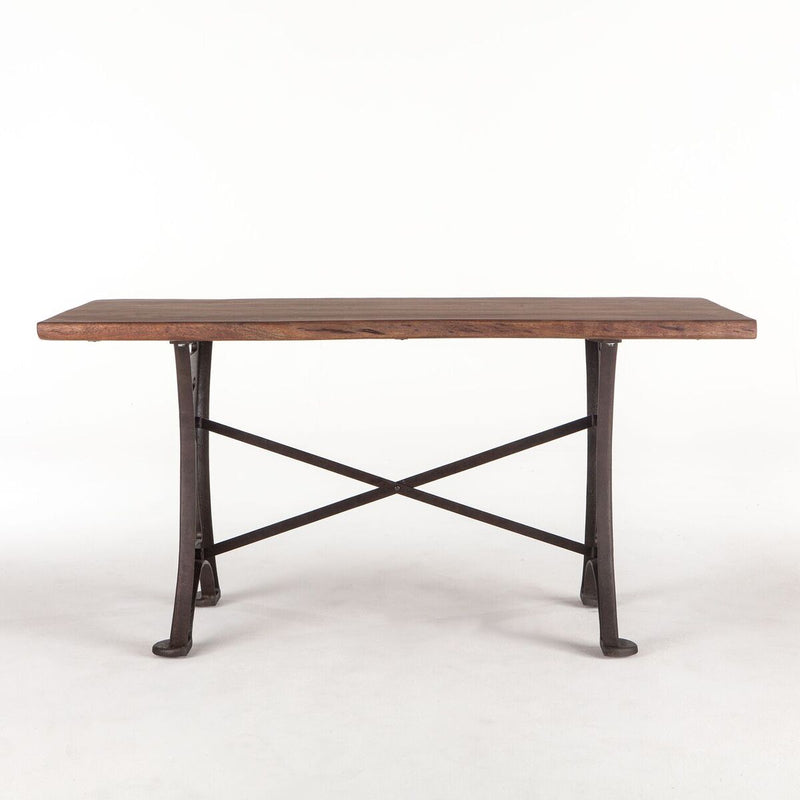 Saucona Forge Live-Edge Gathering Table