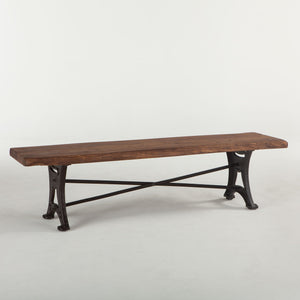 Saucona Forge Live-Edge Bench