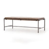 Simien Coffee Table-Gunmetal