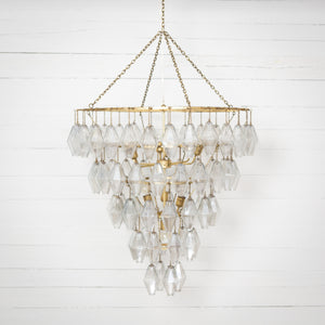 Adeline Large Round Chandelier