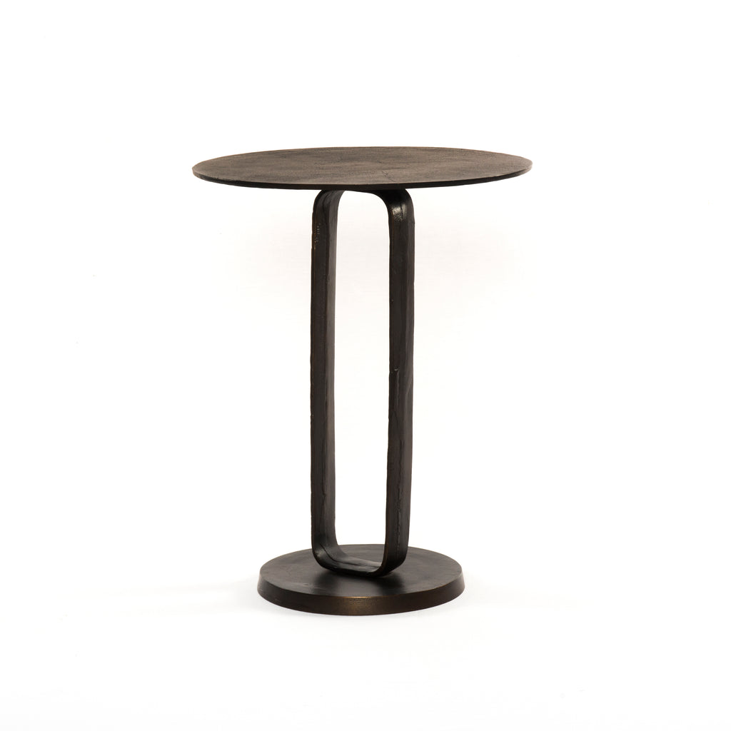 Douglas Aluminum End Table