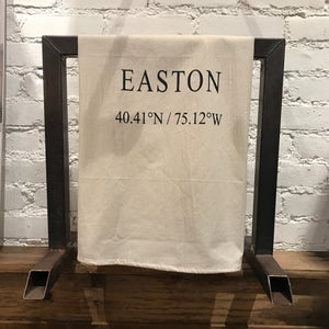Easton Coordinates Tea Towel